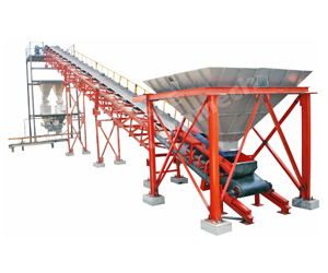 Bagging System For Fertilizers