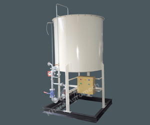 oil tanks and automatic oil supply systems