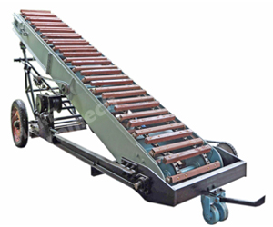 Slat Conveyors And Stackers